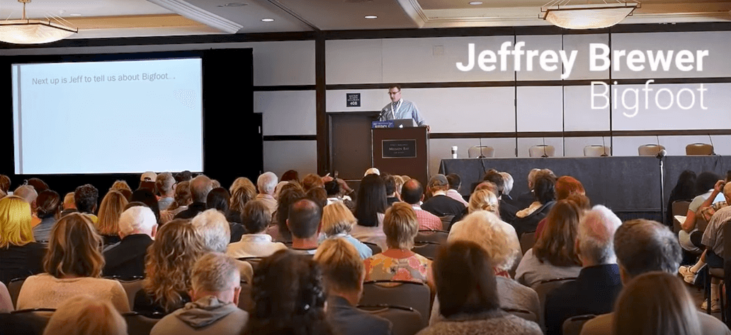 Jeffrey Brewer speaks at TCOYD ONE Conference