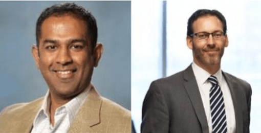 Jyoti Palaniappan as Chief Commercial Officer and Ian Hanson as Chief Technology Officer