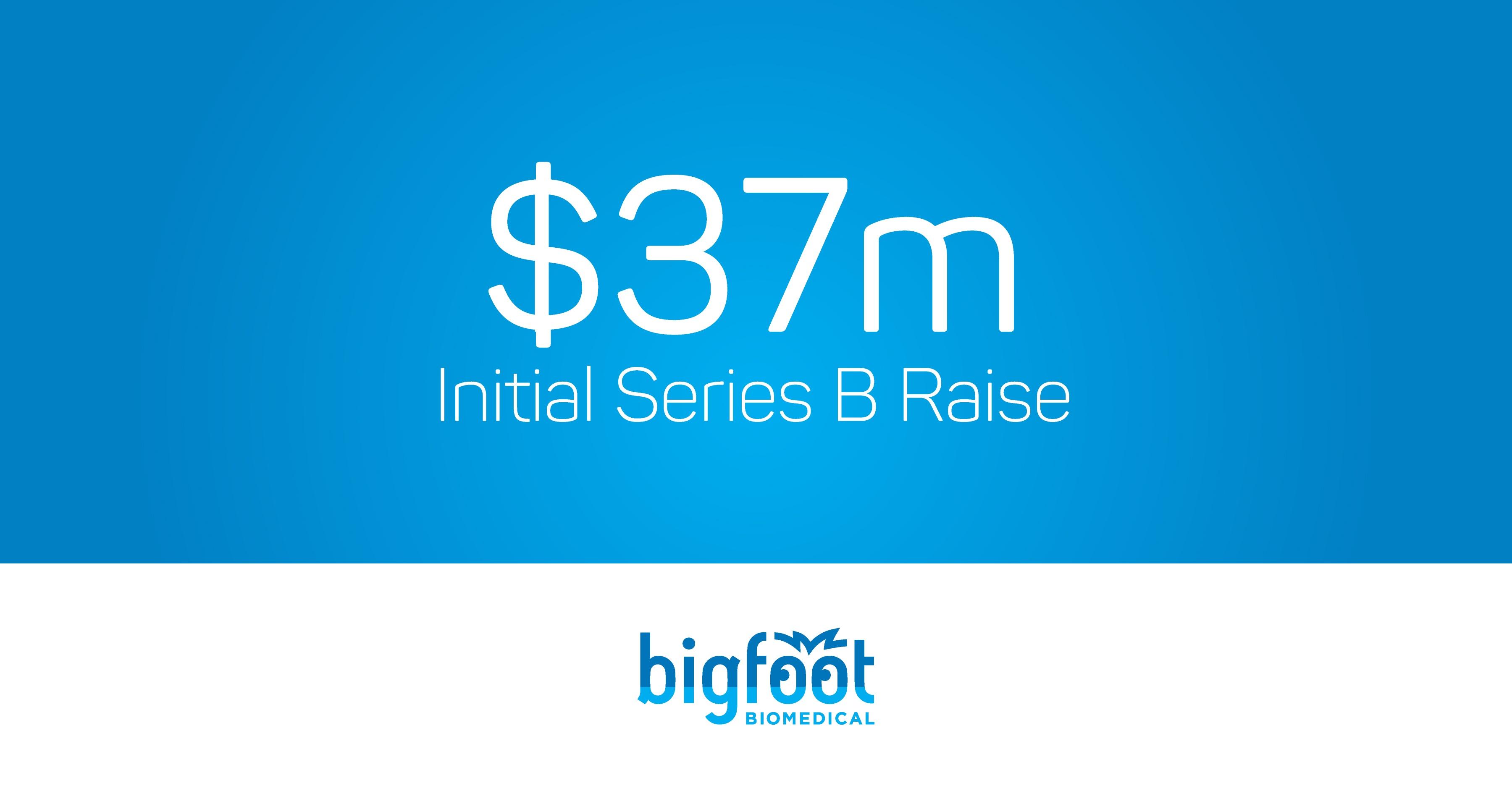 Initial Series B Financing