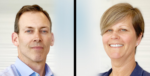 COO and SVP roles announced