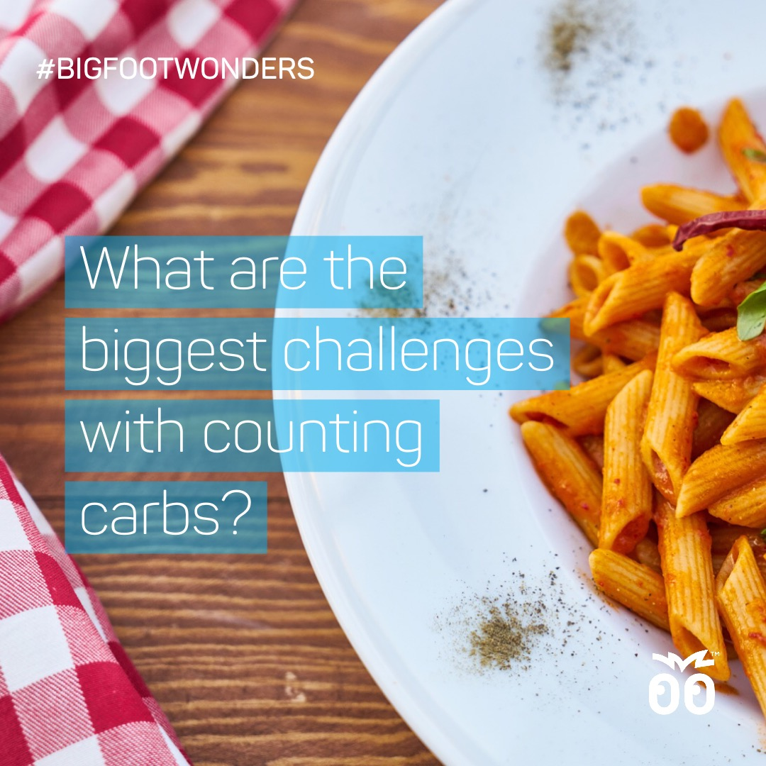 Bigfoot Wonders - Week 016 - What are the biggest challenges with counting carbs