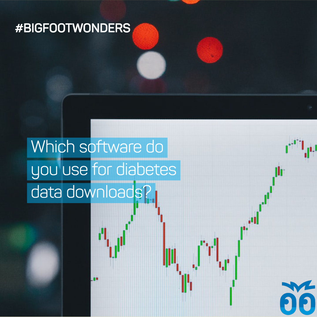 Bigfoot Wonders - Week 024 - Which software do you use for diabetes data downloads?-1