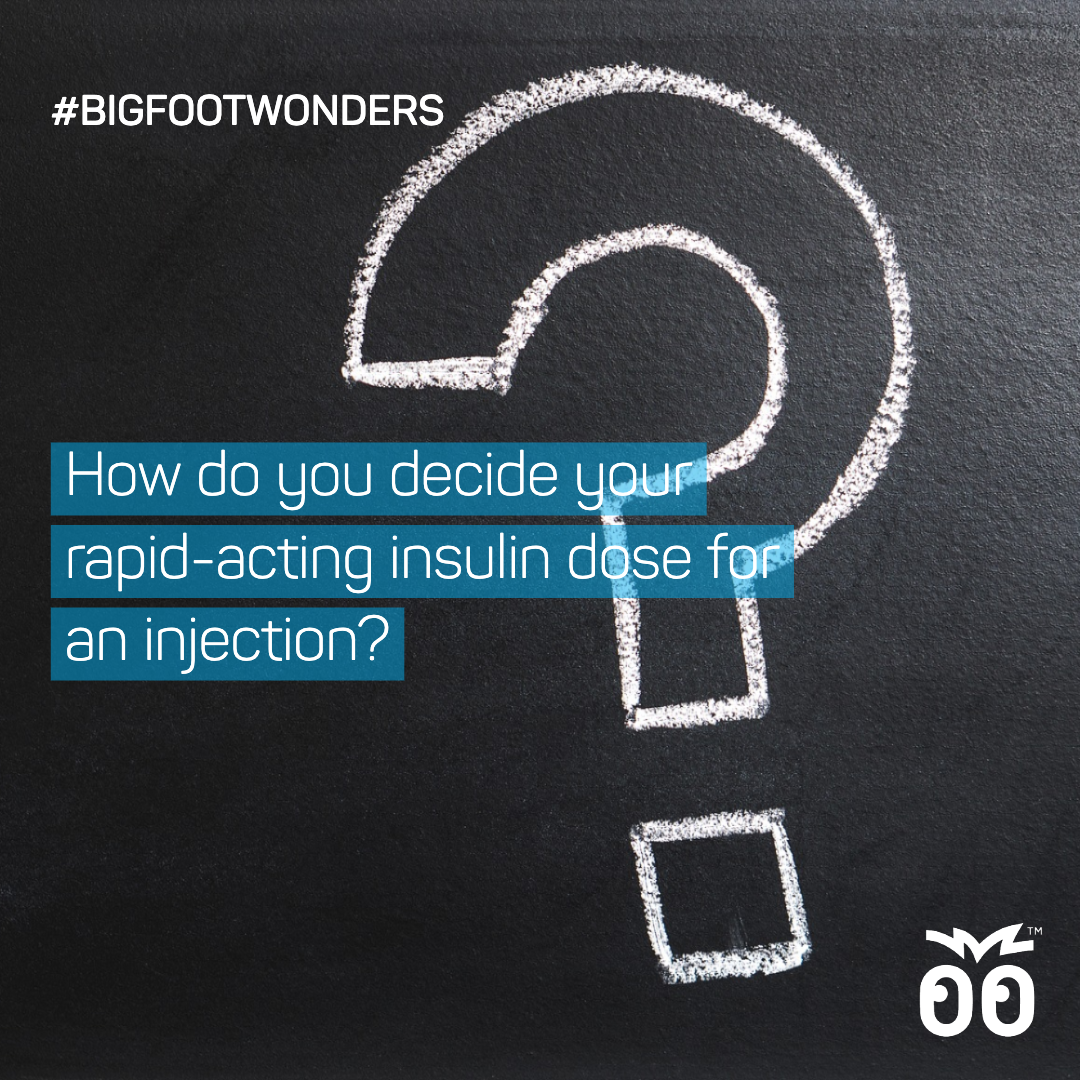 Bigfoot Wonders - Week 050 - How do you decide your rapid-acting insulin dose for an injection_ (1)