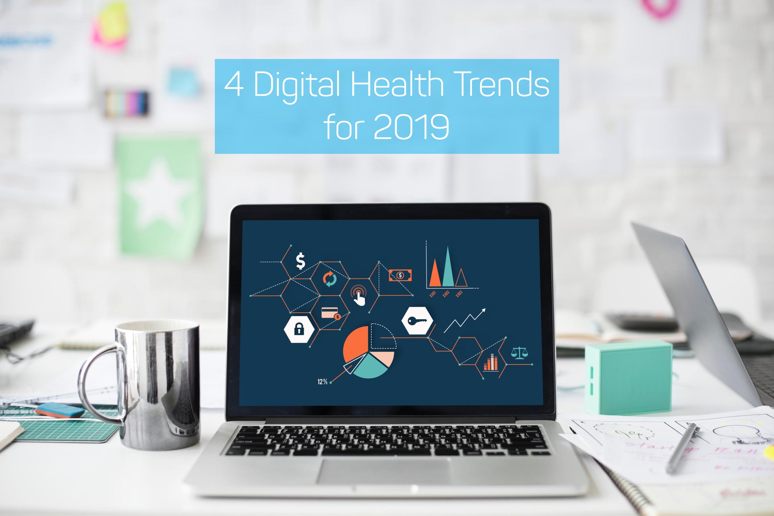 Blog - 4 Digital Health Trends